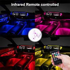 Kia Ceed Daytime Running Lights Amazon Com Colorful Led Strip Lamp Underdash Lighting Kit