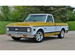 1971 Chevrolet C/K 10 for Sale | ClassicCars.com | CC-984224