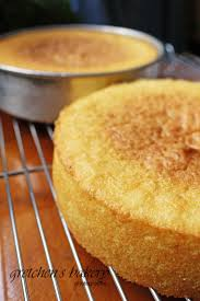Vanilla Sponge Cake Recipe Gretchens Bakery