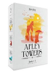 Apley Towers 3 Books Collection By Myra king - Paperback 9781782263005 |  eBay