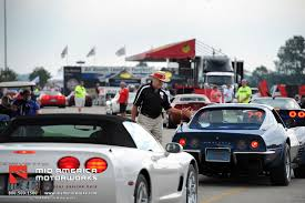 corvette funfest celebrity choice awards parade