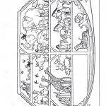 25 Vinden Ark Van Noach Kleurplaat Mandala Kleurplaat Voor Kinderen