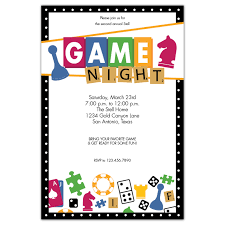 trivia night flyer templates game night invitations cards o on quiz night invitation template