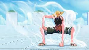 One Piece Wallpaper Luffy Gear Second ...
