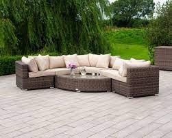 piece angled corner sofa set