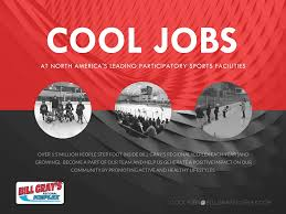 cool jobs bill gray s regional iceplex picture