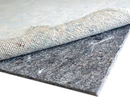 contour lock 1 8 felt and rubber rug pad