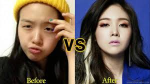 10 shocking photos of k pop stars without makeup you