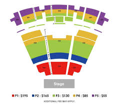 Seating Chart At Smart Financial Center