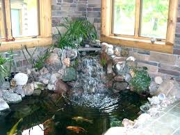 diy indoor waterfall wall fountain building a how to build indoor waterfall best design ideas on