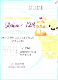Birthday Invitation Editor Online Birthday Invitations Templates