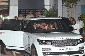 bollywood stars and their cars aishwaryaraibachchan abhishekbachchan shwetananda 958206 jpg
