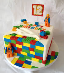 Baking Pic Best Lego Cake Ever Boys 12th Birthday Cake Idea