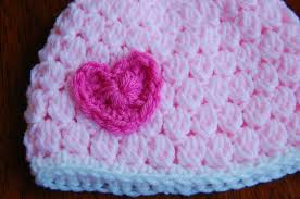 Childrens Crochet Hat Patterns Awesome Free Girl's Crochet Hat Pattern With Heart