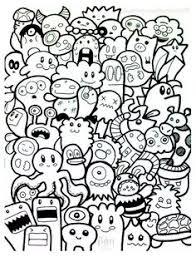 55 Best Black And White Doodle Images Doodles Zentangle Patterns