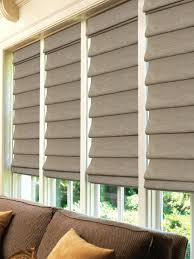 Tips Thermal Roman Shades Clearance  Burlap Roman Shades Burlap Window Blinds