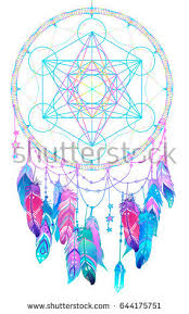 What Native American Tribes Use Dream Catchers Native American Indian Talisman Dream Catcher Stock Vector 92