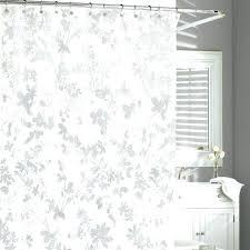 gray ruffle shower curtain gray shower curtain gray ruffle light grey ruffle shower curtain