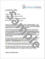 tenant renewal letter lease renewal letter landlordstation com