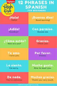 Best 25 Spanish Lessons For Kids Ideas On Pinterest Learning