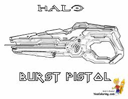 Small Picture Fierce Halo Coloring Pages Halo 5 Coloring Free Coloring