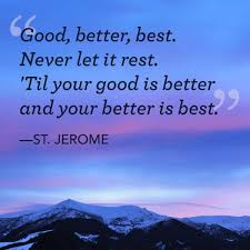 Best Inspirational Quotes Impressive Inspirational Quotes Never Let It Rest Better IS Best