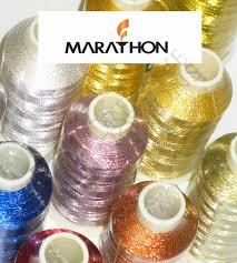 Marathon Embroidery Threads Metallic