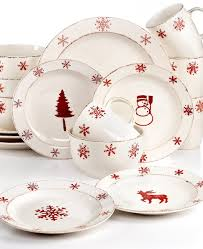 Dinnerware : Gibson Christmas Dishes Dinnerware Sets Nightmare ...
