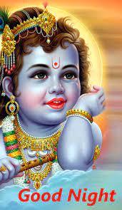Bal Krishna HD Good Night Image - PIX ...