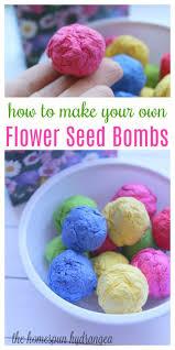 homemade flower recipe