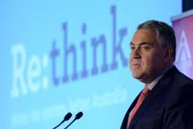 how to tax our way to a better abc news n treasurer joe hockey speaks about the tax discussion paper in melbourne