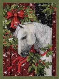 Holly Horse Quilt Kit | Keepsake Quilting &  Adamdwight.com