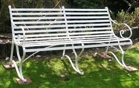 white iron garden furniture. White Iron Garden Furniture