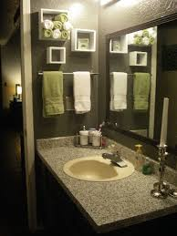 green and brown bathroom color ideas. Guest Bath - Paint Color Is \ Green And Brown Bathroom Ideas O