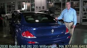2007 BMW M6 V10 - 500 bhp - Carbon Fiber Roof & Interior, Heads-Up ...