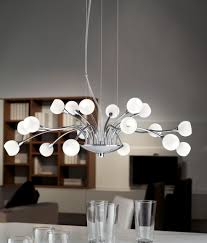 kitchen pretty modern chandelier 4 opal glass 18 light modern chandeliers dubai