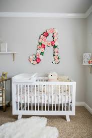 Beautiful Decorating A Baby Girl Nursery Pictures Interior