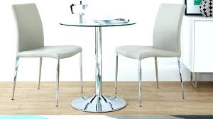 small round dining table set small glass topped dining tables modern round glass and chrome table 2 inside small glass dining small glass topped dining