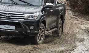 2016 Toyota Hilux Revo Teaser Video Released, New Diesel Engines ...