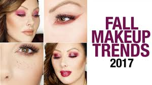 unique and easy fall makeup trends makeup geek