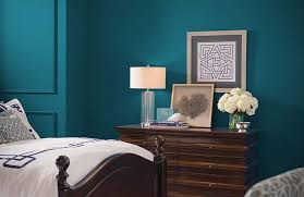wall paint colors. A Room Painted In Sherwin-Williams Oceanside SW6496 Interior Paint Wall Colors M