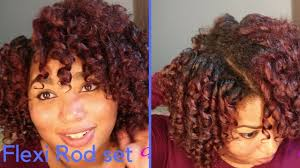 Cute Flexi Rod Set On Natural
