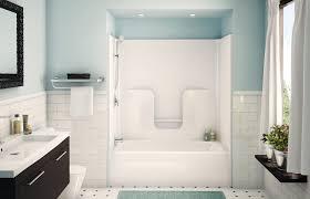 bathtub fitter shower