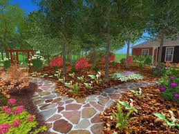 Small Picture Exciting Tropical Illusions Design And Landscape For Front Yard
