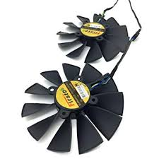 2 Pcs/lot 94mm DC 12V 0.5A Video Card Dual Fan for ... - Amazon.com