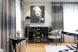Marilyn Monroe Living Room Decor Harbury Country House Unleashes Art Deco Design Laced With