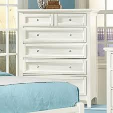 Bonanza Mansion Bedroom Set White Vaughan Bassett Black Glass Nightstand