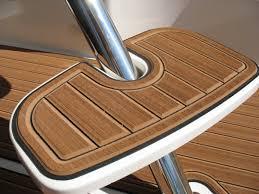 lovely faux teak flooring with carver yacht seadek castaway customs floor