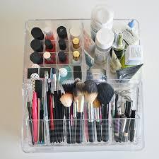 brushes are inter ikea systems ikea morgon makeup and skincare acrylic storage box