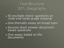 global history and geography regents ppt  2 test
